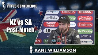 Download Intent was to build partnerships and take the game deep - Kane Williamson Video