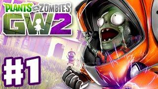 Download Plants vs. Zombies: Garden Warfare 2 - Gameplay Part 1 - Backyard Battleground! (Xbox One, PC, PS4) Video