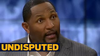 Download Ray Lewis to Kaepernick: I understand what you're doing, but take the flag out of it | UNDISPUTED Video