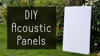 Download How to Make High Performance Sound Absorption Panels for $5 Video