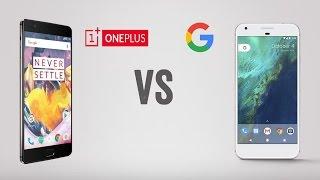 Download OnePlus 3T vs Google Pixel XL Video
