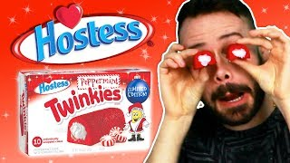 Download Irish People Try Hostess Snacks Video