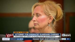 Download Las Vegas attorney in guardianship case charged Video
