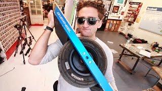 Download Go-Kart Wheel HOVERBOARD Video