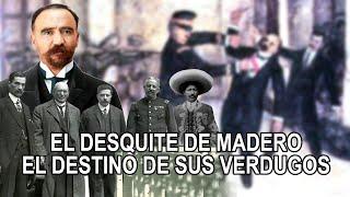 Download La V3nganza de Madero – El destino de sus 5 victimarios Video