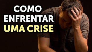 Download COMO ENFRENTAR A CRISE - Pastor Antonio Junior Video