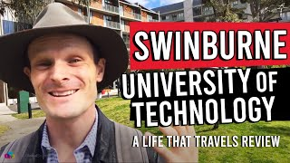 Download Swinburne University of Technology [An Unbiased Review by A Life That Travels] Video