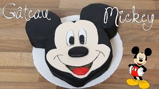 Download RECETTE GATEAU MICKEY DISNEY | MICKEY MOUSE CAKE | CAKE DESIGN Video