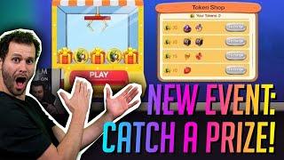 Download New Event Big Spending Catch a Prize Castle Clash Video