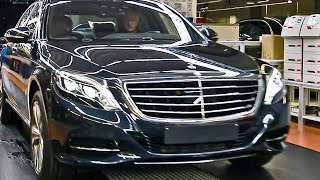 Download Mercedes S-Class (2014) PRODUCTION Video