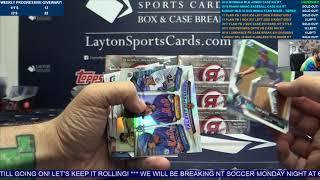 Download 2018 Bowman Baseball Jumbo HTA 8 Box Case Break #42 RANDOM TEAMS 20 SPOTS Video