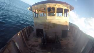 Download Sinking of the 'Trinity'- Blue Waters Inn, Tobago Video