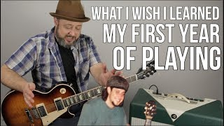Download What I Wish I Learned My First Year of Playing Guitar (but didn't) Video
