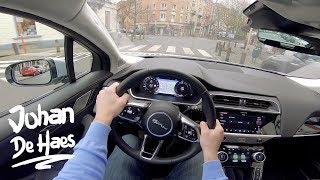 Download Jaguar i-PACE 400 hp POV test drive Video
