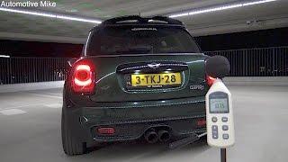 Download MY MINI COOPER S F56 W/ REMUS VALVETRONIC EXHAUST - SOUNDS! Video