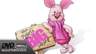 Download Piglet's BIG Movie (2003) DvD Menu Walkthrough Video
