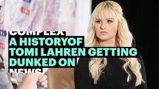 Download Tomi Lahren vs Hip-Hop: A History of the Fox News Host Getting Dunked On Video