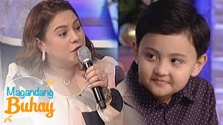 Download Magandang Buhay: Alonzo asks Karla if his dad courted her Video