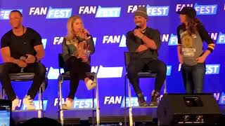 Download Stephen Amell Crashing the Emily and David Panel HVFF 2018 PORTLAND Video