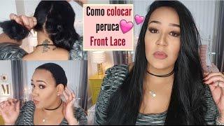 Download Como colocar peruca Front Lace por MilaMakeup Video