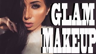 Download MY EVERYDAY GLAM MAKEUP TUTORIAL Video