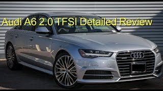 Download 2018 Audi A6 2.0 TSFI Detailed Review Video