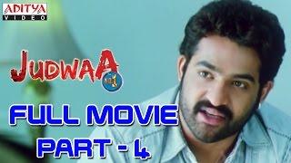 Download Judwa No1 Hindi Movie Part 4/11 Jr.NTR, Nayanatara, Sheela Video