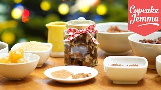 Download Make your own Mincemeat - perfect Mince Pie filling for Christmas! | Cupcake Jemma Video