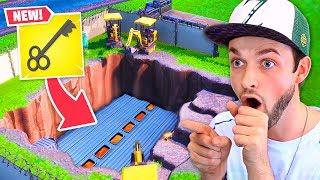 Download *NEW* SECRET bunker OPENED in Loot Lake! Video