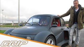Download Der schnellste Fiat 500 der Welt | GRIP Video