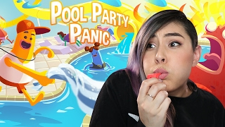 Download THIS IS STRESSFUL - Pool Party Panic Video