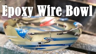 Download Epoxy Wire Bowl Video