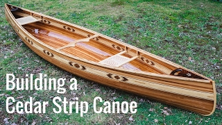 Download Building a Cedar Strip Canoe (Full Montage) Video
