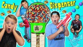 Download KIDS CANDY Dispenser Roulette GAME! FUN FUN FUN! Video