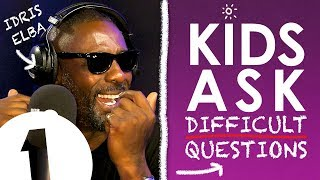 Download ″Have you ever farted & blamed it on someone else?″: Kids Ask Idris Elba Difficult Questions Video