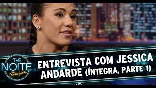 Download The Noite 08/04/14 (Parte 1) - Jessica Andrade e Alexandre, filho do Chorão Video