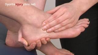 Download Ankle Sprain - Explained in a 90 seconds Video