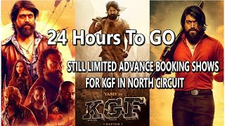 Download KGF Movie Limited Shows In North Circuit I 24 Hours Left For The Release Video