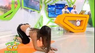 Download Roxana Vancea fit&sexy Video