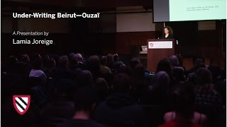 Download Lamia Joreige | Under-Writing Beirut—Ouzaï || Radcliffe Institute Video