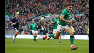 Download Extended Highlights: Scotland 13-22 Ireland | Guinness Six Nations Video
