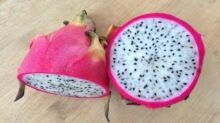 Download HOW TO CUT DRAGON FRUIT EASILY ? ! Video