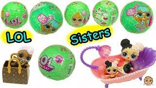 Download LOL Surprise Lil Sisters Series 2 !! Baby Dolls Blind Bag Color Change Video ? Video