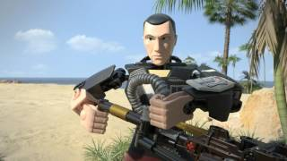 Download Rogue One Infiltration - LEGO Star Wars - Mini Movie Video