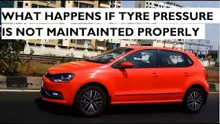 Download What Happens If Tyre Pressure Is Not Maintained Properly Video
