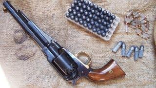 Download Making paper cartridges 1858 Remington Video