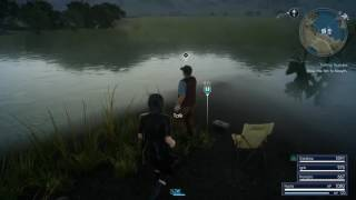 Download Final fantasy XV Knife T Tonberry Lure location how to fish barramundi Video