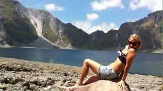 Download Mount Pinatubo Crater Lake Tour in 10 Minutes by HourPhilippines Video