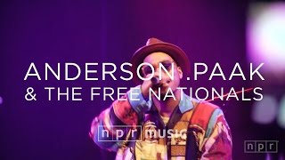 Download Anderson .Paak & The Free Nationals: SXSW 2016 | NPR MUSIC FRONT ROW Video