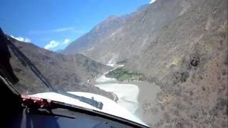 Download Most Difficult Landing in the World (Peru) Video